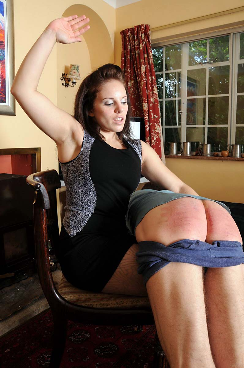 Amy hunter spank